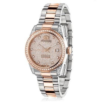 Luxurman Women's Diamond Watch Tribeca 2483