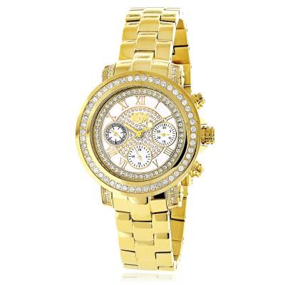 Luxurman Women's Diamond Watch Montana 2495
