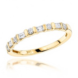 0be0801fe23 Diamond Wedding Band 0.41ct in 14K Gold