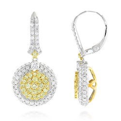 402e6125777aec Unique Diamond Earrings | Genuine Diamonds