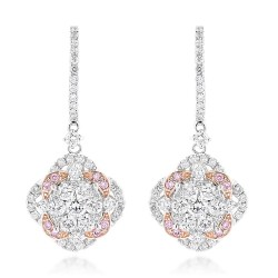 80f3c94432d1f Unique Diamond Earrings | Genuine Diamonds