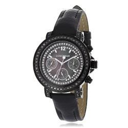 Luxurman Women's Diamond Watch Montana 2370
