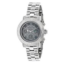Luxurman Women's Diamond Watch Montana 2433