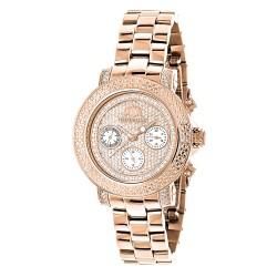 Luxurman Women's Diamond Watch Montana 2494