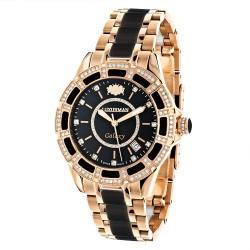 Luxurman Unisex Diamond Watch Galaxy 2546
