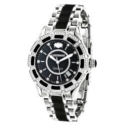 Luxurman Unisex Diamond Watch Galaxy 2539