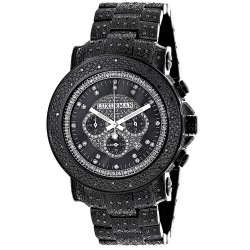 Luxurman Men's Diamond Watch Escalade 2835