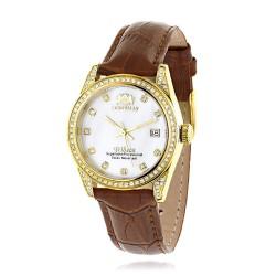 Luxurman Women's Diamond Watch Tribeca 2851