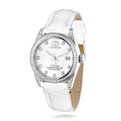 Luxurman Women's Diamond Watch Tribeca 2856