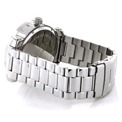 Luxurman Men's Diamond Watch Phantom 2207