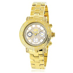 Luxurman Women's Diamond Watch Montana 2355