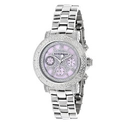 Luxurman Women's Diamond Watch Montana 2265