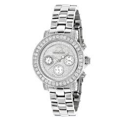 Luxurman Women's Diamond Watch Montana 2266