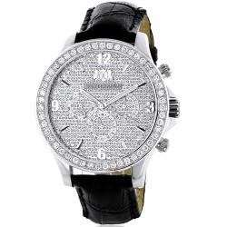 Luxurman Men's Diamond Watch Liberty 2271