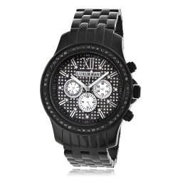 Luxurman Men's Diamond Watch Raptor 2277