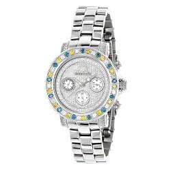 Luxurman Women's Diamond Watch Montana 2322
