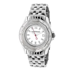 Luxurman Women's Diamond Watch Royale 2471