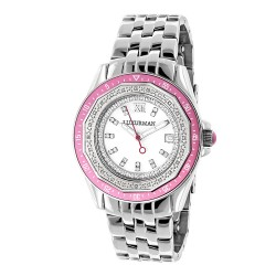 Luxurman Women's Diamond Watch Royale 2472