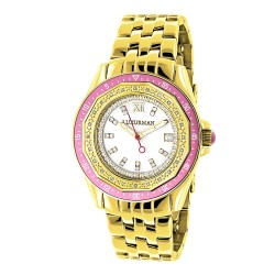 Luxurman Women's Diamond Watch Royale 2475