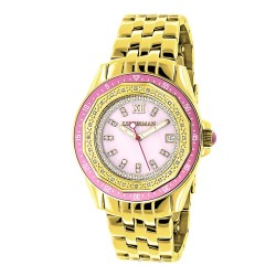 Luxurman Women's Diamond Watch Royale 2477