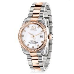 Luxurman Women's Diamond Watch Tribeca  2486