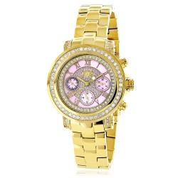 Luxurman Women's Diamond Watch Montana 2497