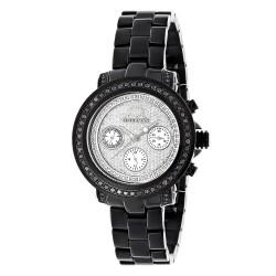 Luxurman Women's Diamond Watch Montana 2522