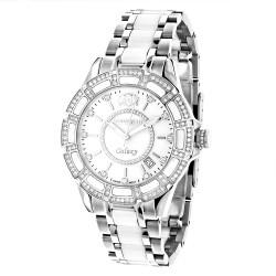 Luxurman Women's Diamond Watch Galaxy 2543