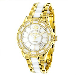 Luxurman Women's Diamond Watch Galaxy 2544