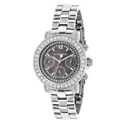 Luxurman Women's Diamond Watch Montana 2552