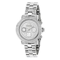 Luxurman Women's Diamond Watch Montana 2554