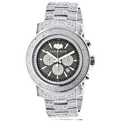 Luxurman Men's Diamond Watch Escalade 2605