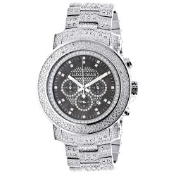 Luxurman Men's Diamond Watch Escalade 2609