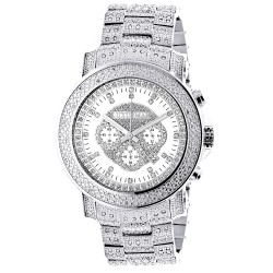 Luxurman Men's Diamond Watch Escalade 2610