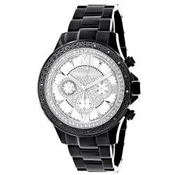 Luxurman Men's Diamond Watch Liberty 2629