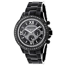 Luxurman Unisex Diamond Watch Liberty 2632