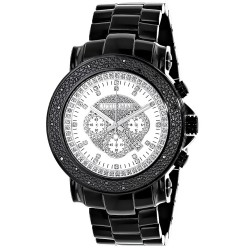 Luxurman Men's Diamond Watch Escalade 2683