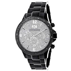 Luxurman Men's Diamond Watch Liberty 2687