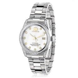 Luxurman Women's Diamond Watch Tribeca 2481