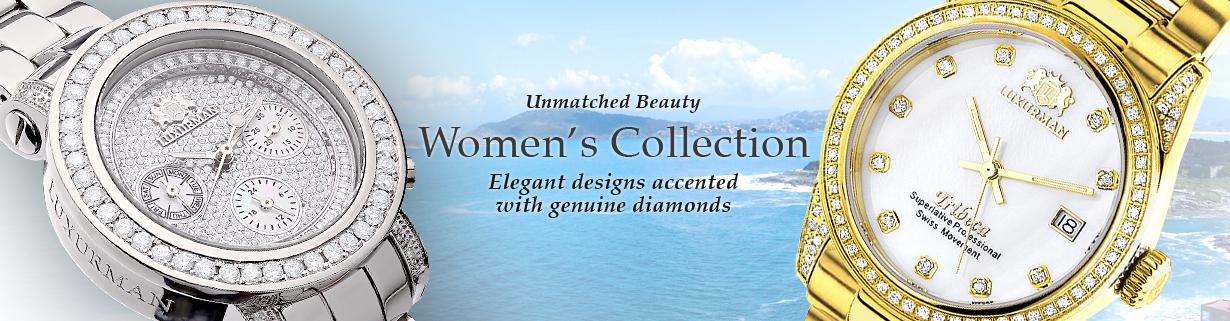 womens diamond watches